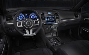 Picture the wheel, 300C, salon, chrysler