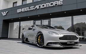 Picture Aston Martin, Vantage, Wheelsandmore, 2016, GT12 VIP
