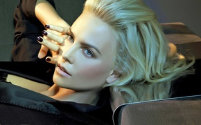 Picture Charlize Theron, model, actress, blonde, Charlize Theron