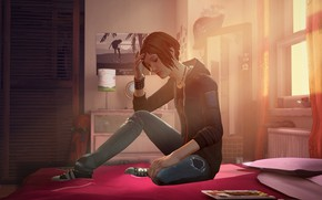 Picture Games, Chloe, Life is Strange, Character, Before the Storm