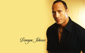 Wallpaper actor, wrestler, Rock, Dwayne Johnson, Dwayne Johnson