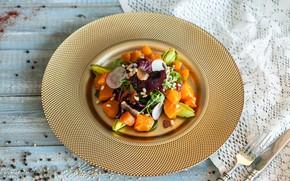 Picture Greens, Vegetables, Salad