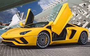 Picture Lamborghini, supercar, Aventador, Lamborghini, aventador