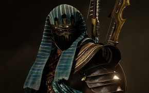 Picture Warrior, Egypt, Assassin's Creed Origins