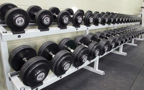 Picture GYM, Fitness, Dumbells
