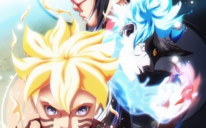 Wallpaper asian, manga, asiatic, japanese, oriental, Boruto Naruto the Next Generations, ninja, Naruto, shinobi, anime