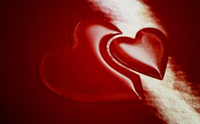 Picture macro, heart, color