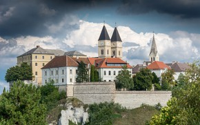 Picture castle, Hungary, Hungary, Veszprém, Veszprem Castle, Veszprém Castle, Veszprém