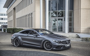Wallpaper S-Class, PD990SC, C217, Prior-Design, Coupe, Mercedes-Benz