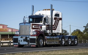 Picture Power, Super, Kenworth, T800