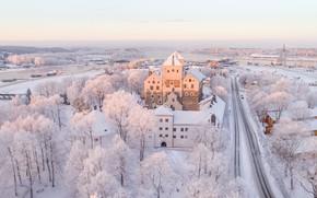 Picture finland, turku, turku castle