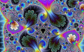 Picture background, pattern, color