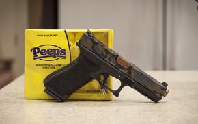 Picture gun, Austria, Glock