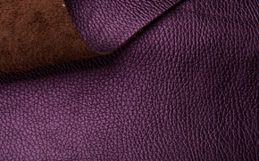 Wallpaper leather, texture, background, leather, purple
