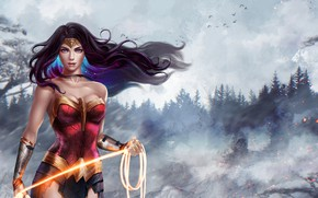 Wallpaper Wonder woman, Diana, Amazon, Wonder Woman, Diana, DC Comics