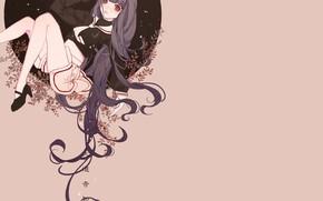Picture hair, girl, Card Captor Sakura, Sakura - collector cards