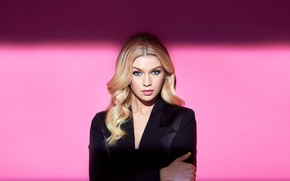 Picture look, girl, photo, hair, beautiful, Stella Maxwell