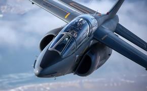 Picture easy, Alpha Jet, Alpha jet, jet attack aircraft