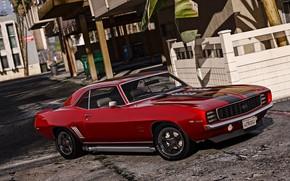 Picture GTA, Chevrolet Camaro, Grand Theft Auto V