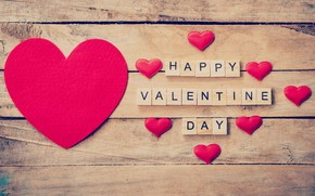 Picture Hearts, Background, Letters, Holiday, Valentine's day, Valentine's day