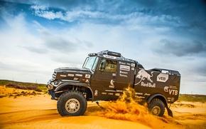 Picture Rally, Dakar, Sport, Kamaz, Master, Sport, Race, Kapatnik, KAMAZ, Master, Sand