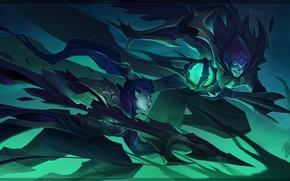 Picture league of legends, Riot Games, vayne, Night Hunter, vladimir, crimson reaper