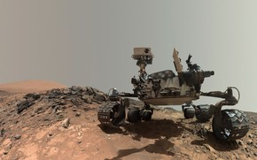 Picture Space, Mars, Curiosity