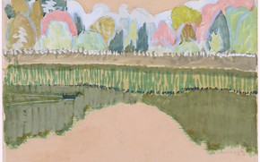 Picture 1915, Lakeview, Charles Ephraim Burchfield