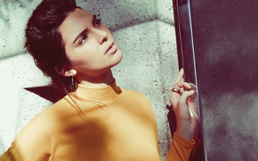 Picture pose, model, Kendall Jenner