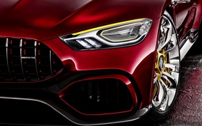 Picture Concept, face, the concept, Mercedes, Mercedes, GT-Class