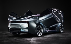 Picture green, lynk co ccc concept, Lynk, fotomobil