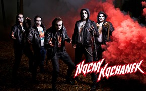 Picture Poland, Russia, Lover, Night Lover, Night, Hewi Metal, The Traitor Metal