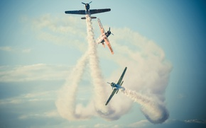 Picture sky, planes, clouds, kumo, 2015 Sony World Photography Awards, Bucharest airshow, Cioplea Vlad