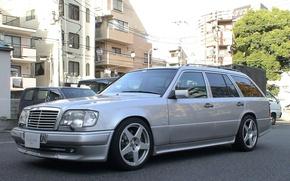Picture E36, W124, Mercedes - Benz, ///AMG, T-Model, WAGON, S124