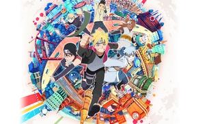 Picture city, game, Fire, Naruto, anime, ninja, asian, manga, shinobi, japanese, oriental, asiatic, hitaiate, genin, kunoichi, …