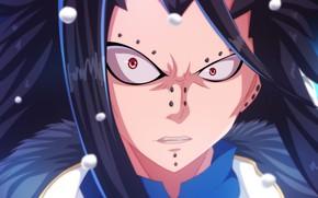 Picture anime, dragon, manga, japanese, Fairy Tail, dragon slayer, mahou, by ajm fairytail, Gajeel