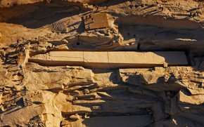 Picture Egypt, the unfinished obelisk, Aswan