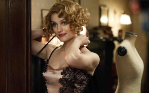 Wallpaper cinema, film, Harry Potter, Alison Sudol, Fantastic Beasts and Where to Find Them, blonde, movie, ...