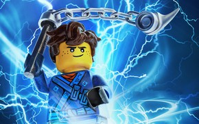 Picture Lego, animated film, animated movie, The Lego Ninjago, Jay