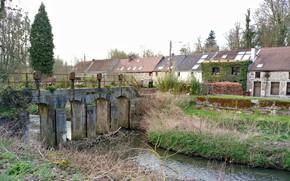Picture Light, Halo, Nature, Clouds, Landscape, Bridge, Water, Belgium, Castle, architecture, Photography, Church, Cloud, Countryside, Canal, ...