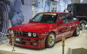 Picture BMW, wagon, E30