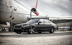 Picture Mercedes, wheels, S550, Giovanna