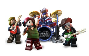 Picture rock, game, Wii, toy, Nintendo, Lego, PS3, Xbox 360, PlayStation 3, Warner Bros. Interactive Entertainment, …
