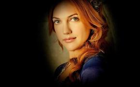 Picture actress, actress, Meriem Userli, Hürrem, Meryem Uzerli, magnificent century, Magnificent Century