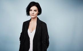 Picture look, actress, Jaimie Alexander