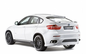 Picture BMW, Hamann, crossover, X6