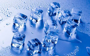 Picture water, water, ice cube, ice cube