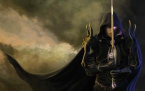 Picture Look, Sword, Guy
