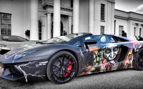 Picture LP700-4, Aventador, Lamborghini Aventador, Marvel Supercar