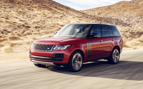 Picture Land Rover, Range Rover, 2018, Dynamic, SVAutobiography